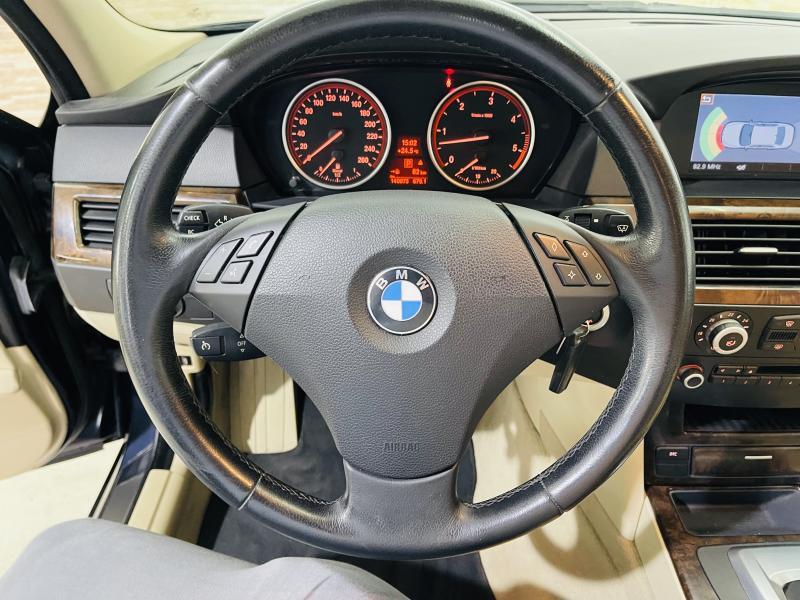 BMW Serie 5 - 530d Aut. - 2010 - Diesel