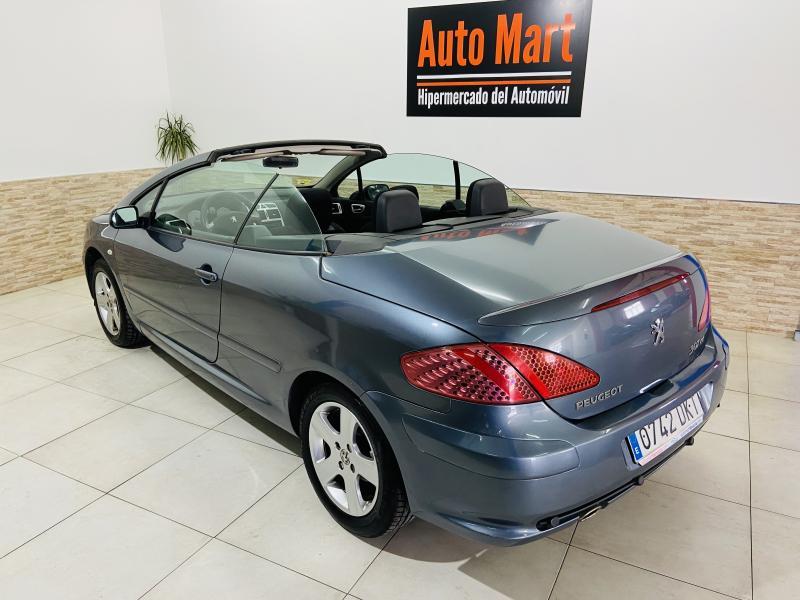 Peugeot 307 CC 2.0 - 2005 -