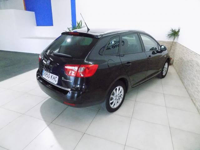 Second hand 2012 Seat Ibiza ST 1.2 Reference COPA Ecomotive for sale Costa Blanca.