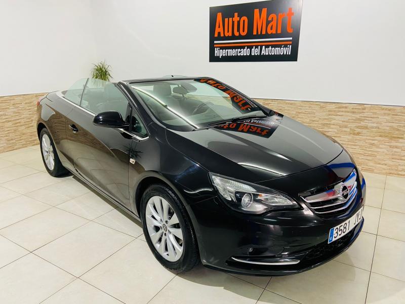 Opel Cascada Cabrio 1.6 T 125kW 170CV Excellence - 2017 - Gasolina