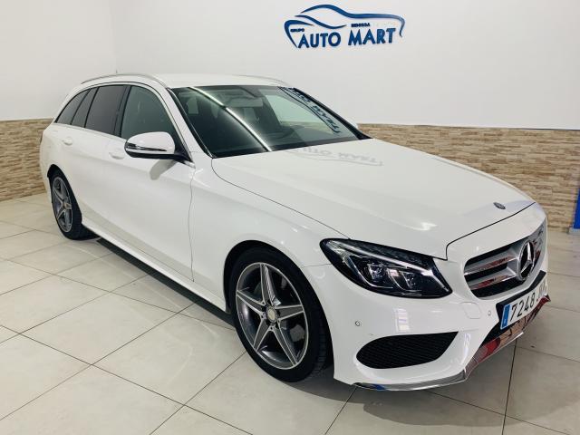 Mercedes-Benz Clase C - 220d 7G Plus - AMG Pack - W205 - 2015 - Diesel