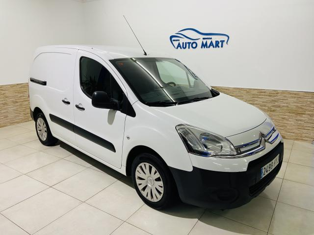 Citroen Berlingo 1.6 HDI Tonic - 2014 - Diesel