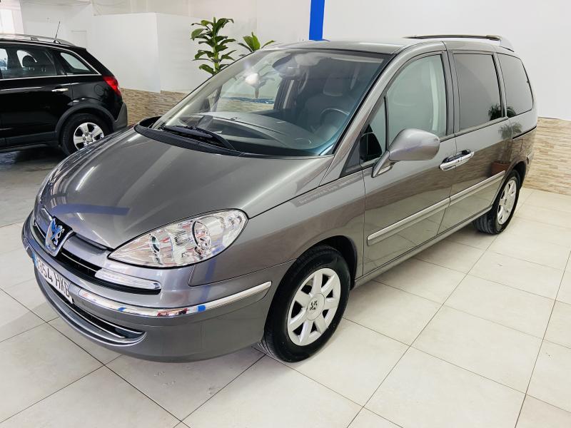 Peugeot 807 2.0 HDi FAP Premium - 2012 - Diesel