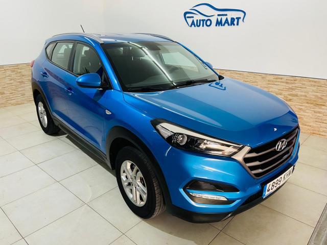 Hyundai Tucson 1.6 Gdi Bluedrive Essence 4x2 130 - 2018 - Gasolina