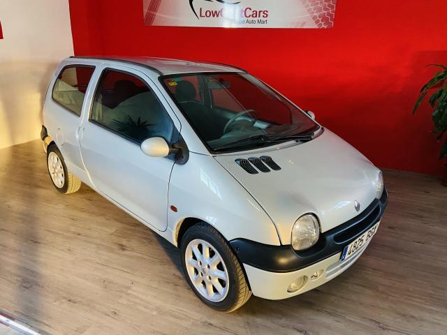 Renault Twingo 1.2 Quickshift - 2002 - Gasolina