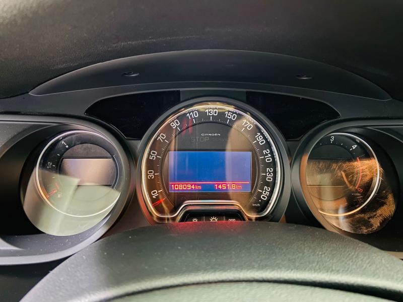 Citroen C5 1.6 HDi 115cv Millenium - 2014 - Diesel