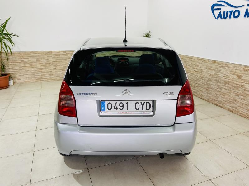 Citroen C2 1.1 SX - 2004 - Gasolina