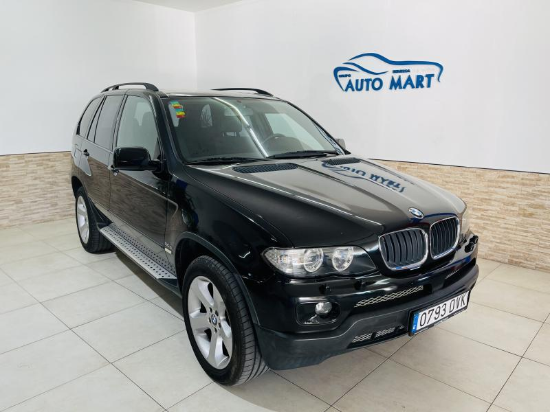BMW X5 3.0D - E53 - 2006 - Diesel