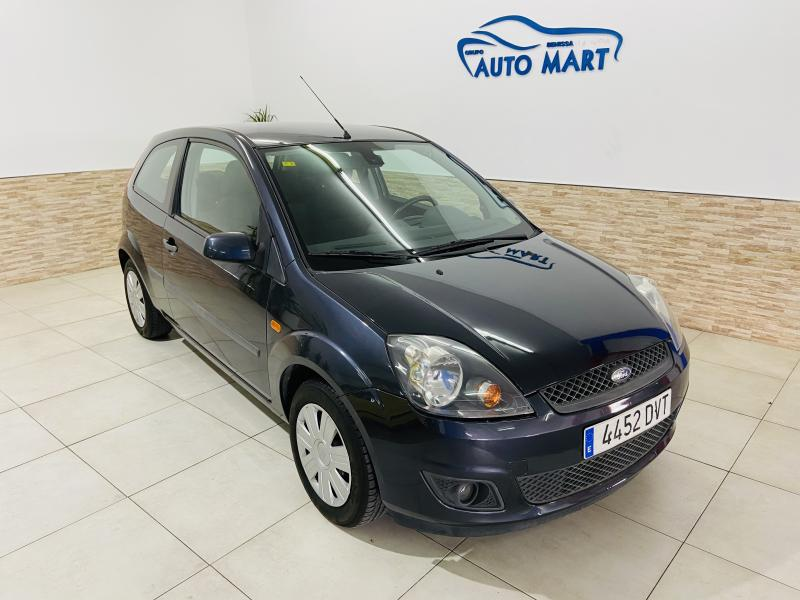 Ford Fiesta 1.4 Steel - 2006 - Gasolina