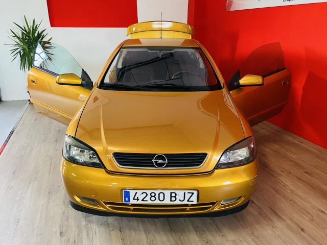 Opel Astra Coupé 1.8 16v Bertone Edition - 2001 - Gasolina