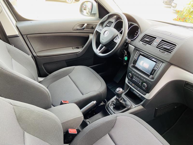 Skoda Yeti 1.4 TSI 125cv Style Navi - 2016 - Gasolina