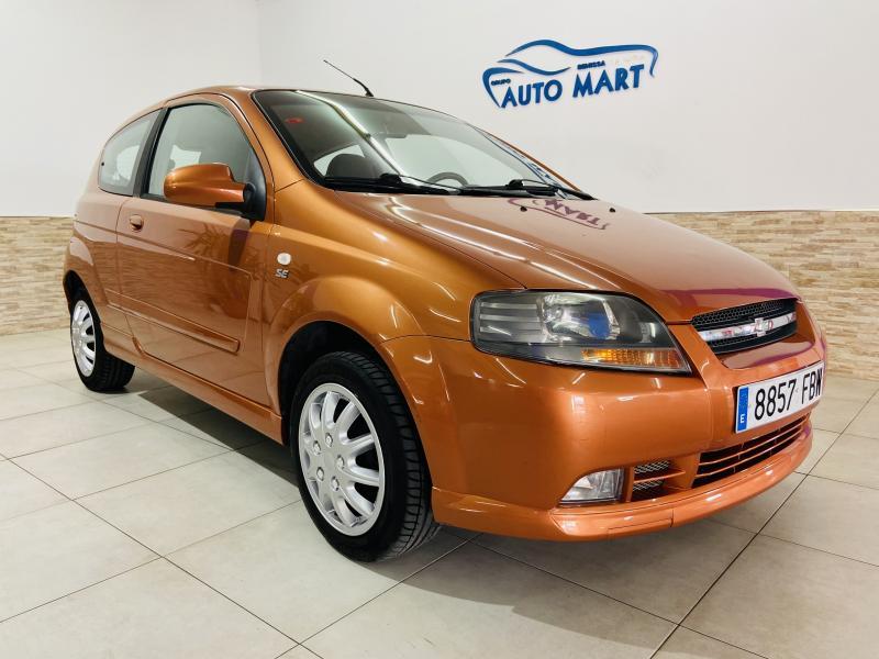 Chevrolet Kalos 1.4 16v SE - 2006 - Gasolina
